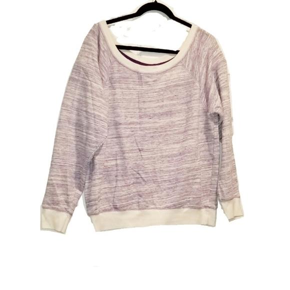 Z BY ZELLA pullover terry sweatshirt